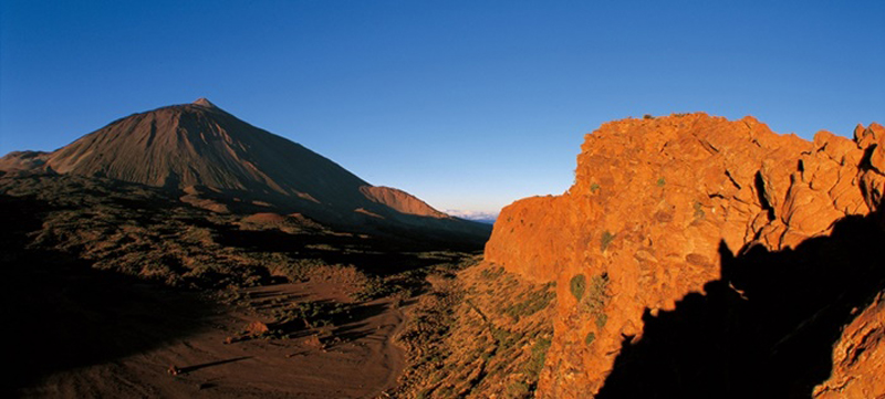 The wonderful park Teide , one of the main reasons to live in Tenerife