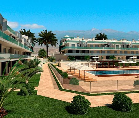 Las Terrazas de Sotavento, new apartments in Tenerife South