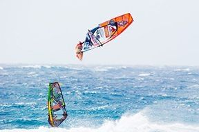 Sotavento Tenerife, the best place for Kitesurf and Windsurf