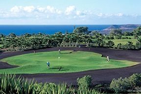 Golf Course beside Sotavento Tenerife