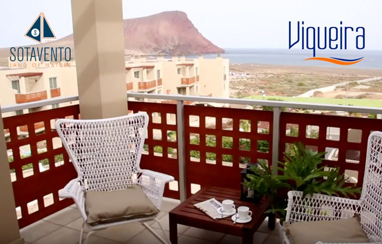 Viqueira is the company behind Sotavento Tenerife