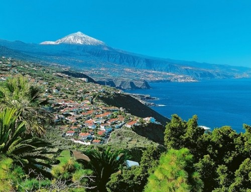 Tenerife: landscapes that look like they're on another planet