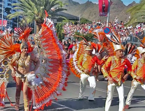 Enjoy Carnival in Tenerife, the island's most popular festival